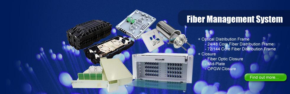 Fiber Management System
